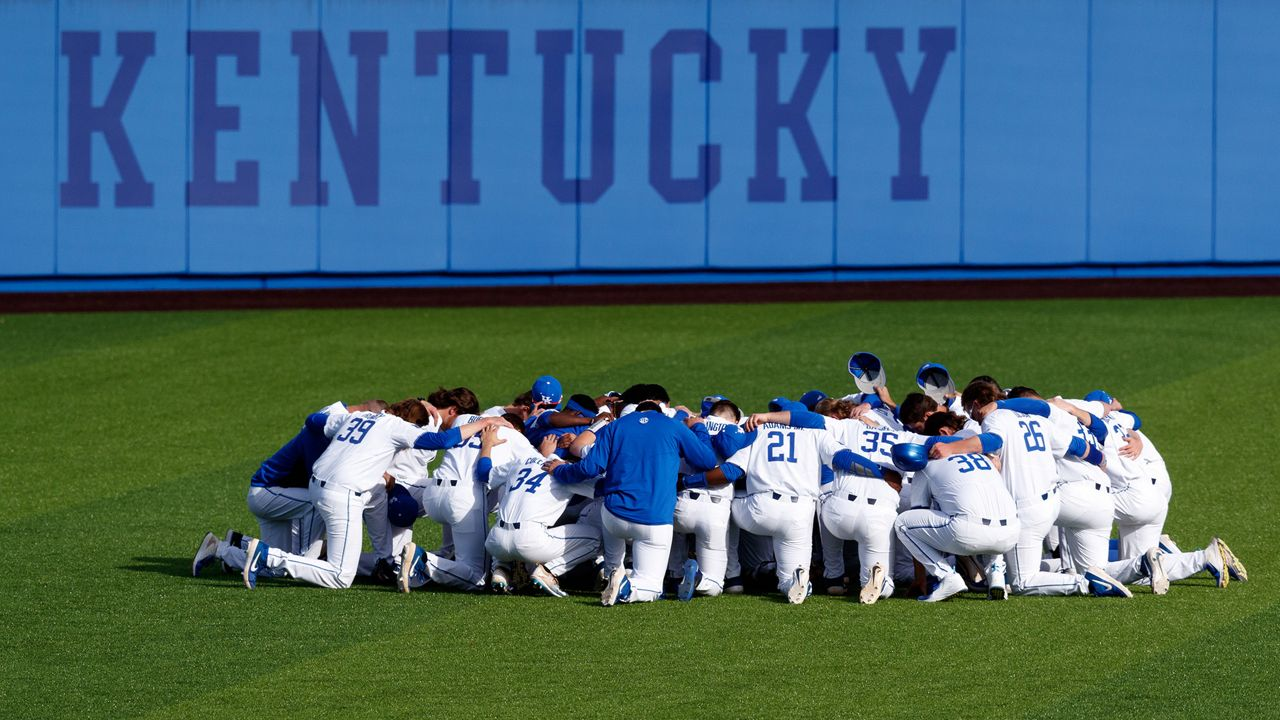 Two UK Baseball Players Named All-Americans