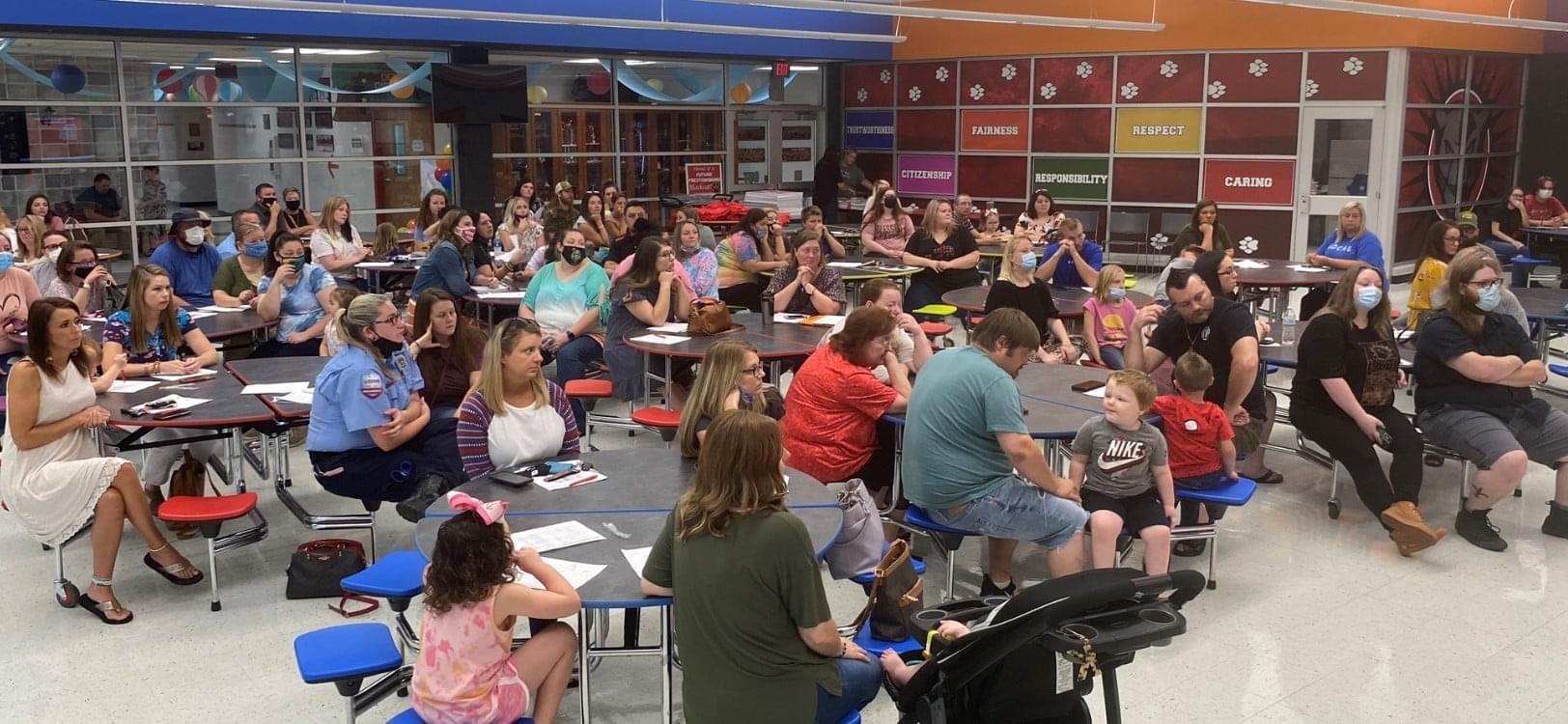 Parents warned of possible COVID exposure at kindergarten  camp