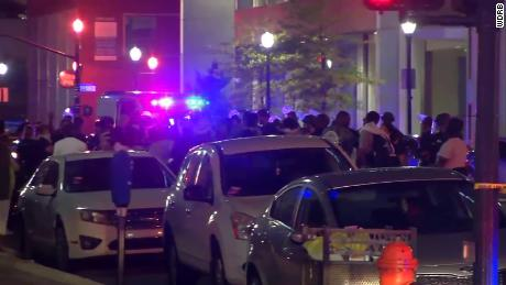 1 fatally shot at Breonna Taylor protest in Kentucky park