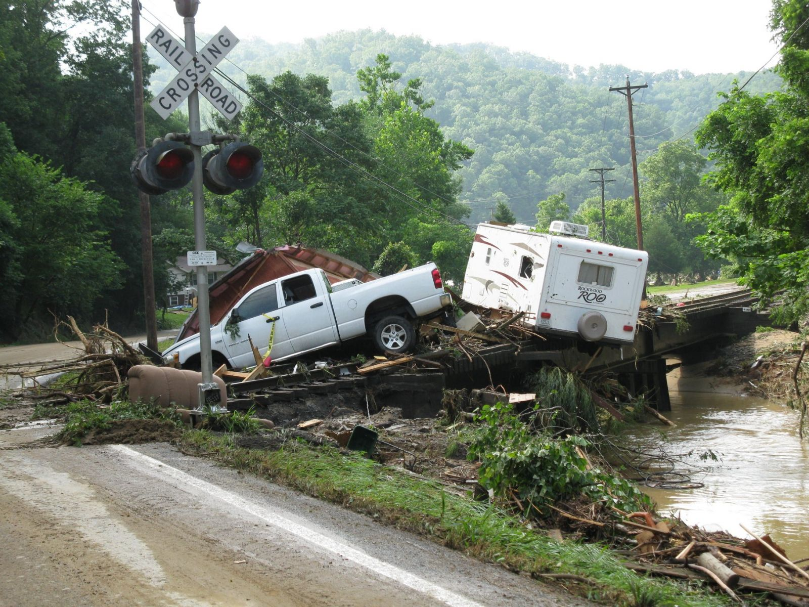 One decade ago, floods devastated two Pike County communities