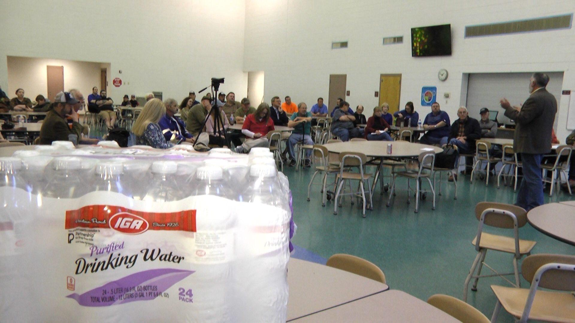 Erin Brokovich water expert addresses residents