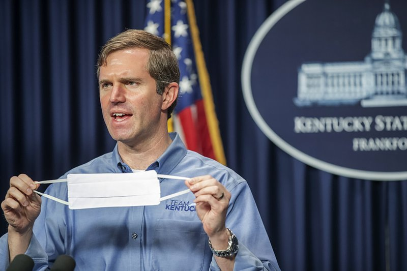 Beshear: More action may be needed if virus cases don't slow
