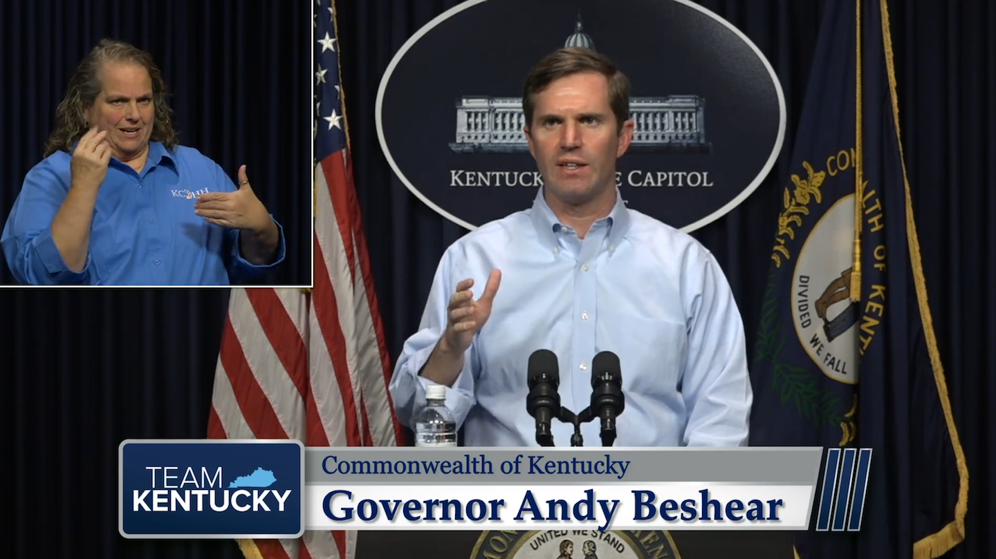 Beshear creates fund to protect Kentuckians from eviction