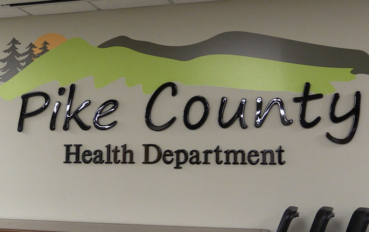 Pike's COVID-19 case count on the rise
