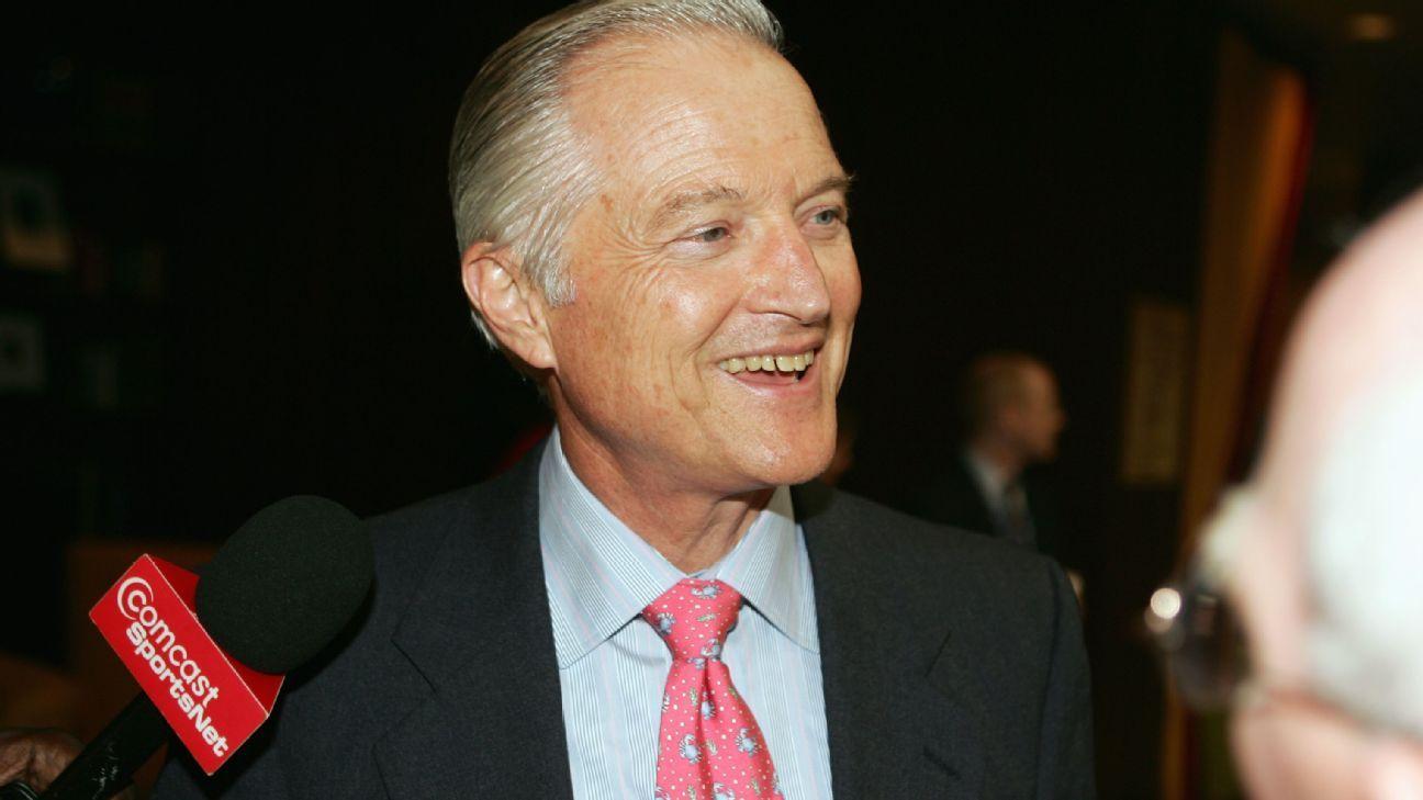 Michael McCaskey, ex-Bears chairman, dies at 76