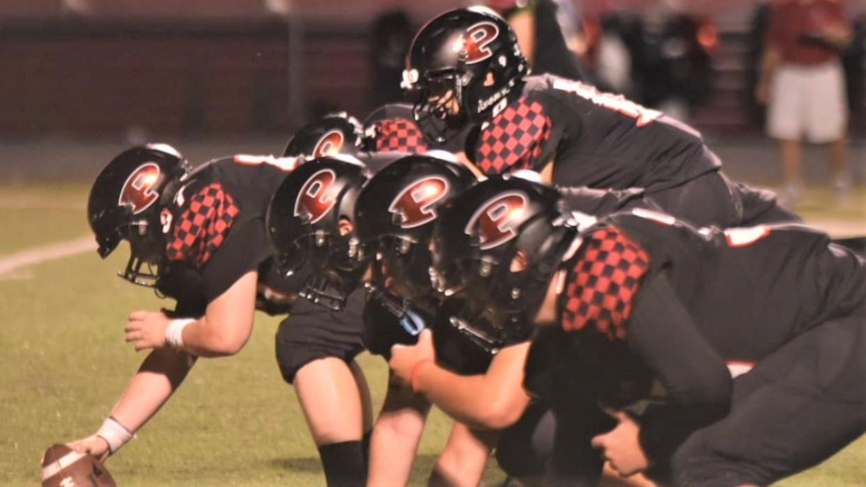 HIGH SCHOOL FOOTBALL: Blackcats fall short at Bath County