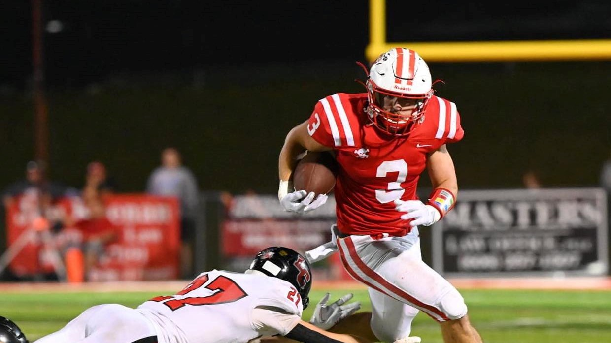 HIGH SCHOOL FOOTBALL: Belfry in driver's seat after thumping Lawrence County