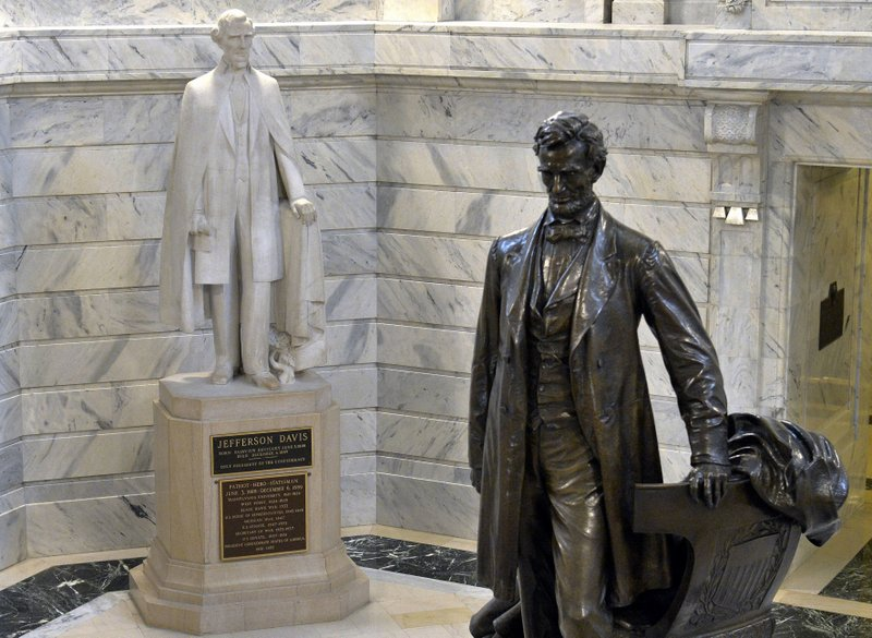 Kentucky governor: Jefferson Davis statue should be moved