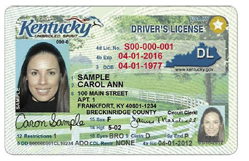 Kentucky allowing driver's license, ID renewals remotely