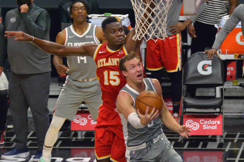 Atlanta Hawks, Clint Capela reach agreement on 2-year contract extension