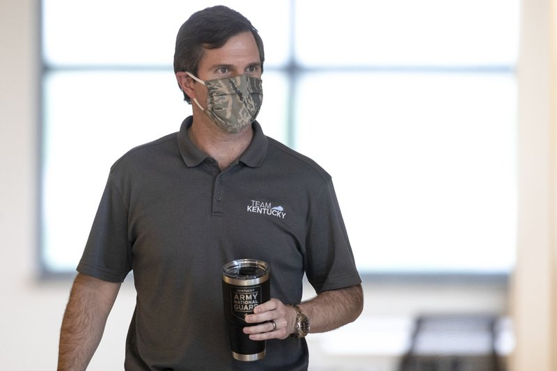 Beshear issues mask mandate for Kentuckians
