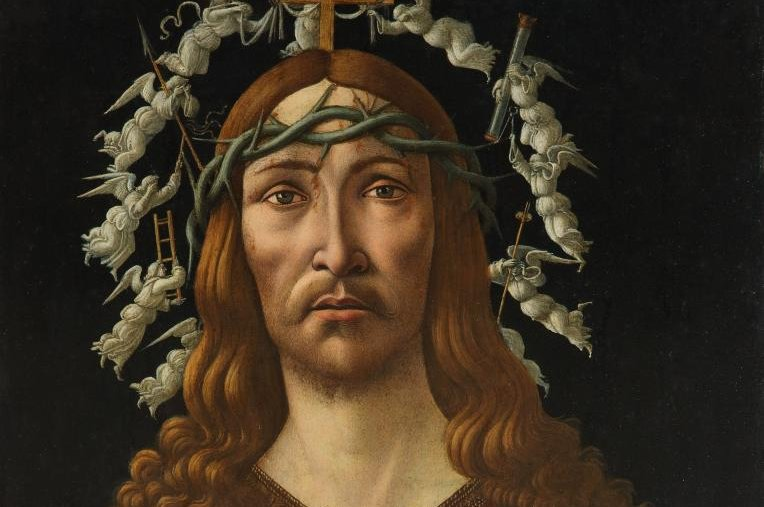 Sandro Botticelli's 'The Man of Sorrows' expected to fetch $40M at auction