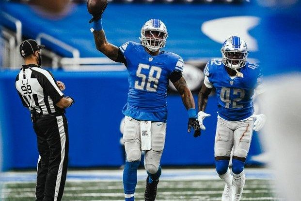 Detroit Lions release LB Jamie Collins after failing to find trade partner