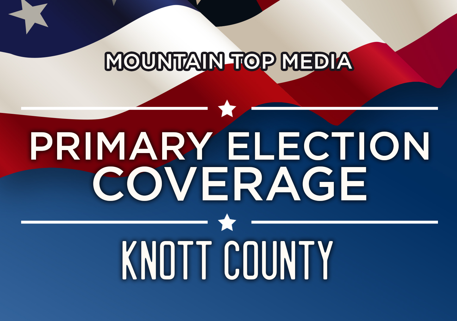 Knott voters 'uncommitted' in Dem presidential primary