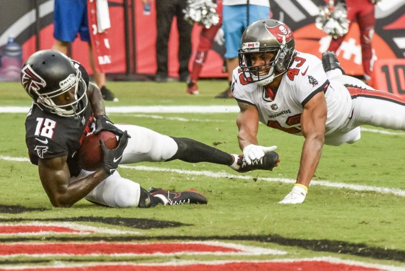 Falcons' Calvin Ridley won't travel to London for game vs. Jets due to personal matter