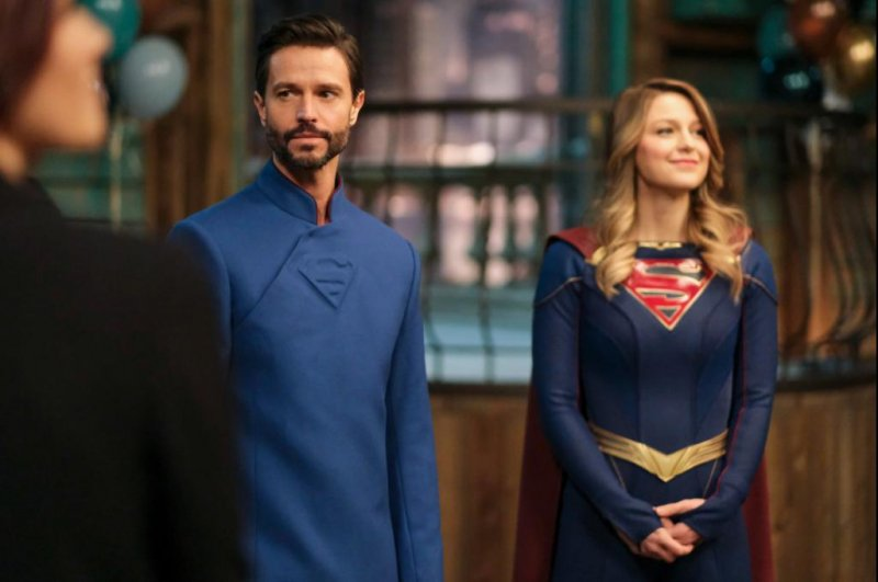 Jason Behr: 'Supergirl' dad becomes childlike on Earth