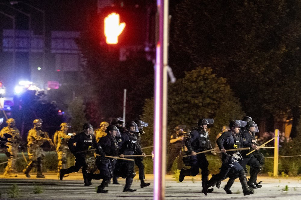 Protests, Louisville police chief fired after fatal shooting