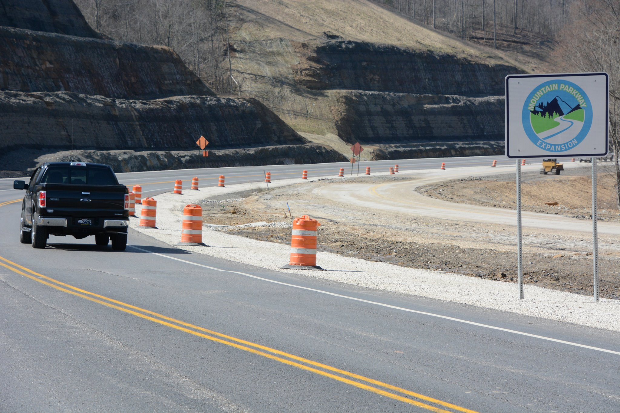 Mountain Parkway expansion draws $55M federal grant