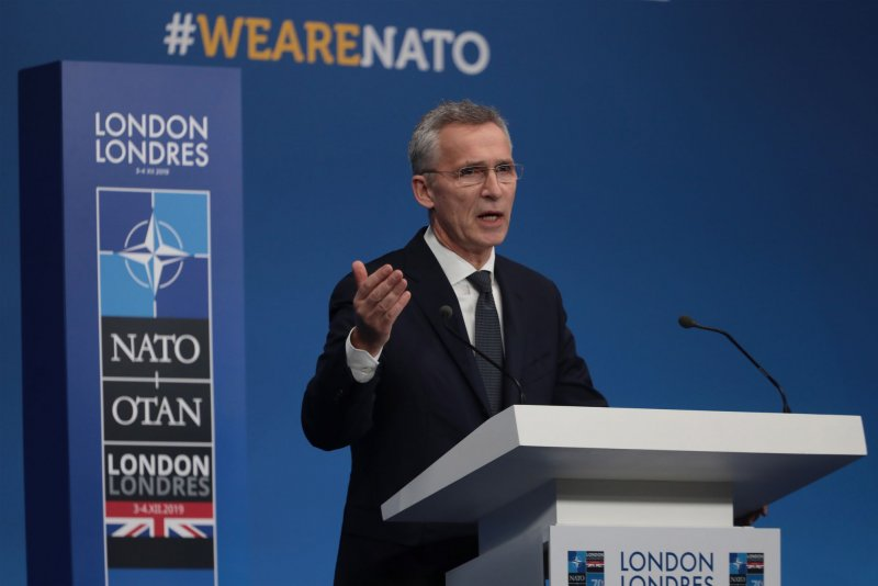 NATO expels eight Russian diplomats accused of working as spies