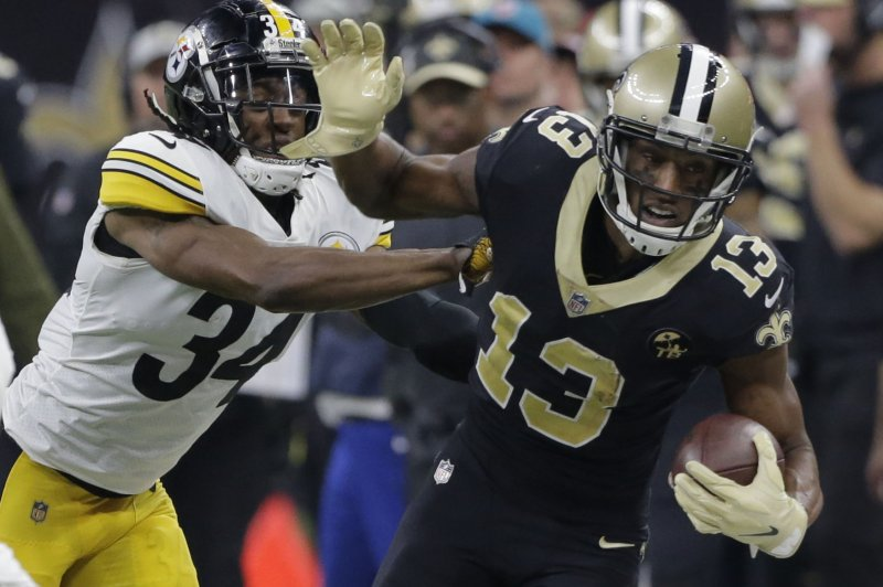 New Orleans Saints' Michael Thomas, seven others test positive for COVID-19