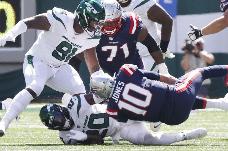 New York Jets safety Marcus Maye to miss 3-4 weeks due to sprained ankle