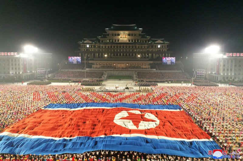 North Korea fires 'unidentified projectile' into Sea of Japan