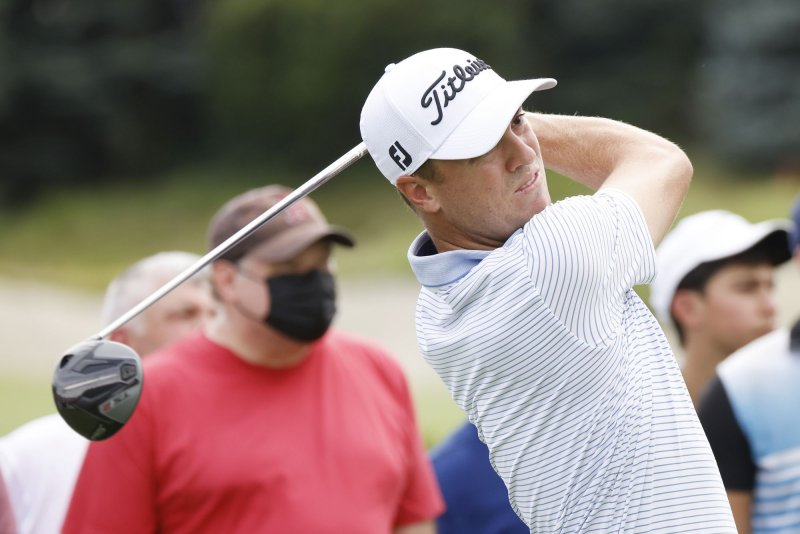 Northern Trust: Justin Thomas, Jon Rahm open with 63s to share first-round lead