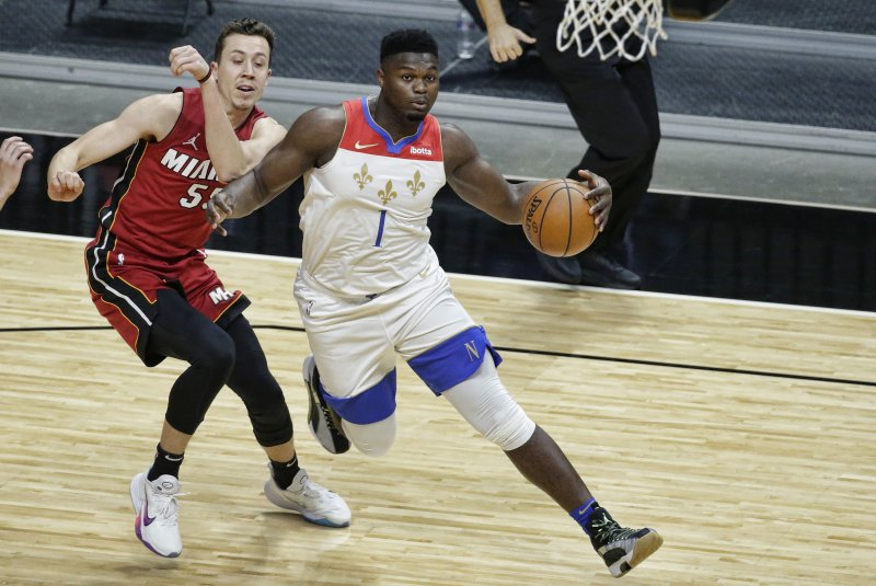 Pelicans' Zion Williamson to be ready for regular season after foot surgery