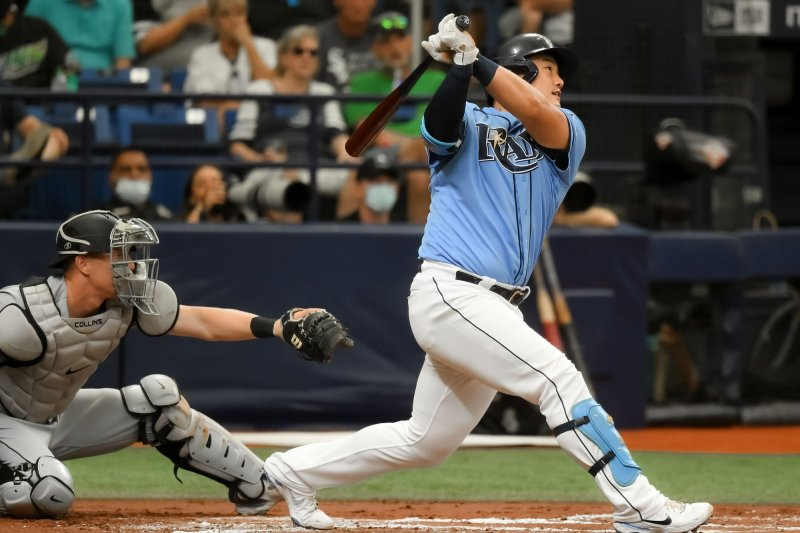 Rays activate Nelson Cruz from COVID-19 list, place Ji-Man Choi on 10-day IL