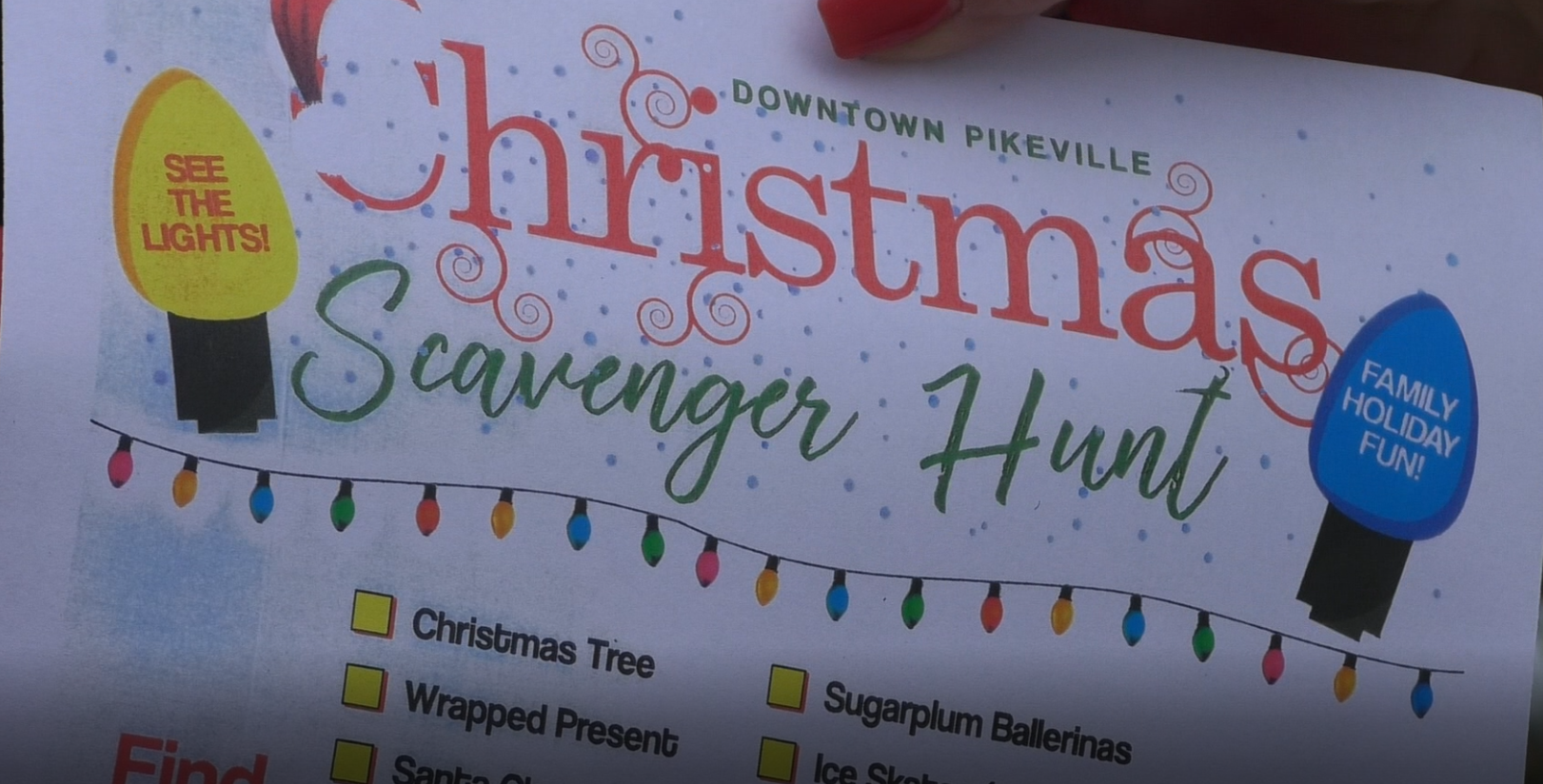 Christmas continues in the City of Pikeville
