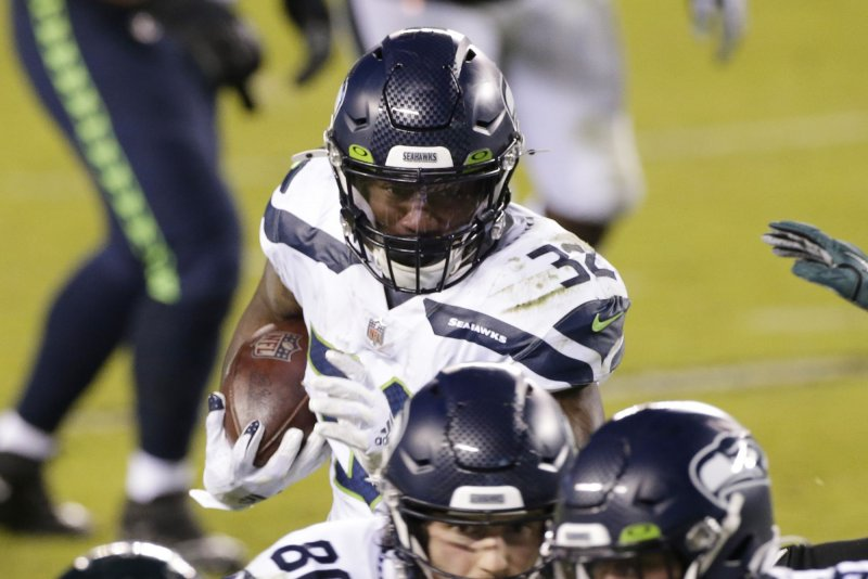 Seattle Seahawks RB Chris Carson out for TNF game vs. Los Angeles Rams