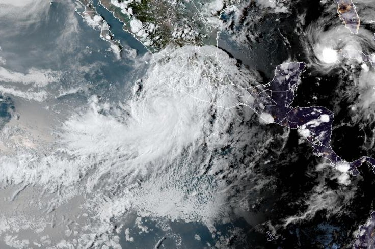 Tropical Storm Nora expected to become hurricane along Mexico's Pacific coast