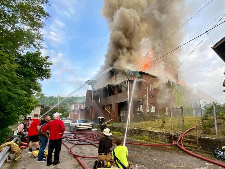 Second arrest made in Williamson murder, arson case