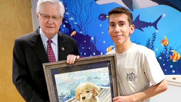 Pikeville student wins Congressional art competition