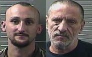 Prestonsburg Police arrest two in vehicle theft cases
