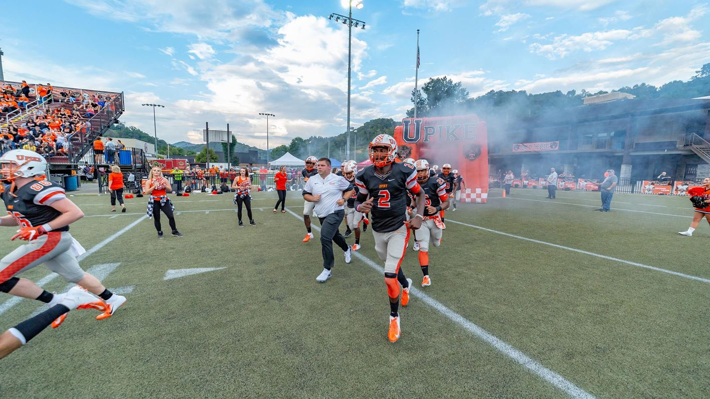 COLLEGE SPORTS: Several UPIKE fall sports moved to spring; football up in air