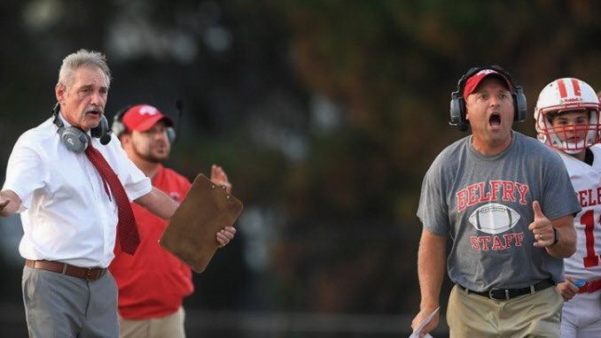 HIGH SCHOOL FOOTBALL: Dead period ends at midnight; practice set to begin