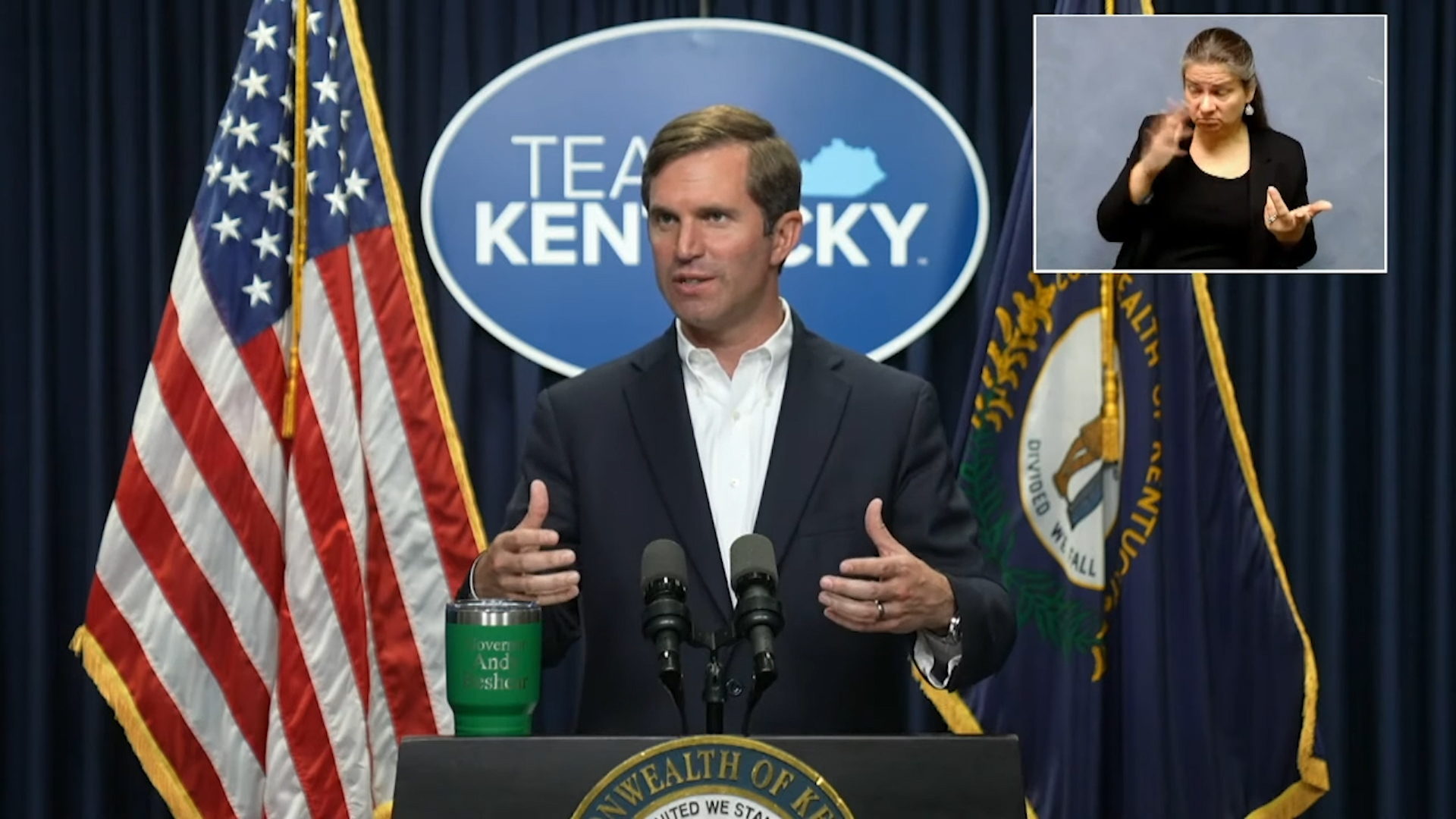 Beshear: Republicans refuse to meet to discuss essential worker bonuses