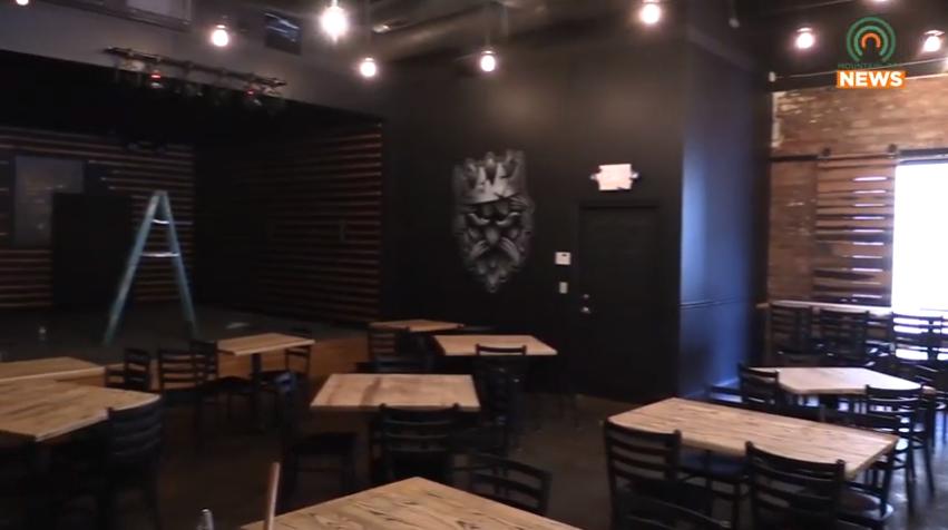 Broken Throne to open music, events venue