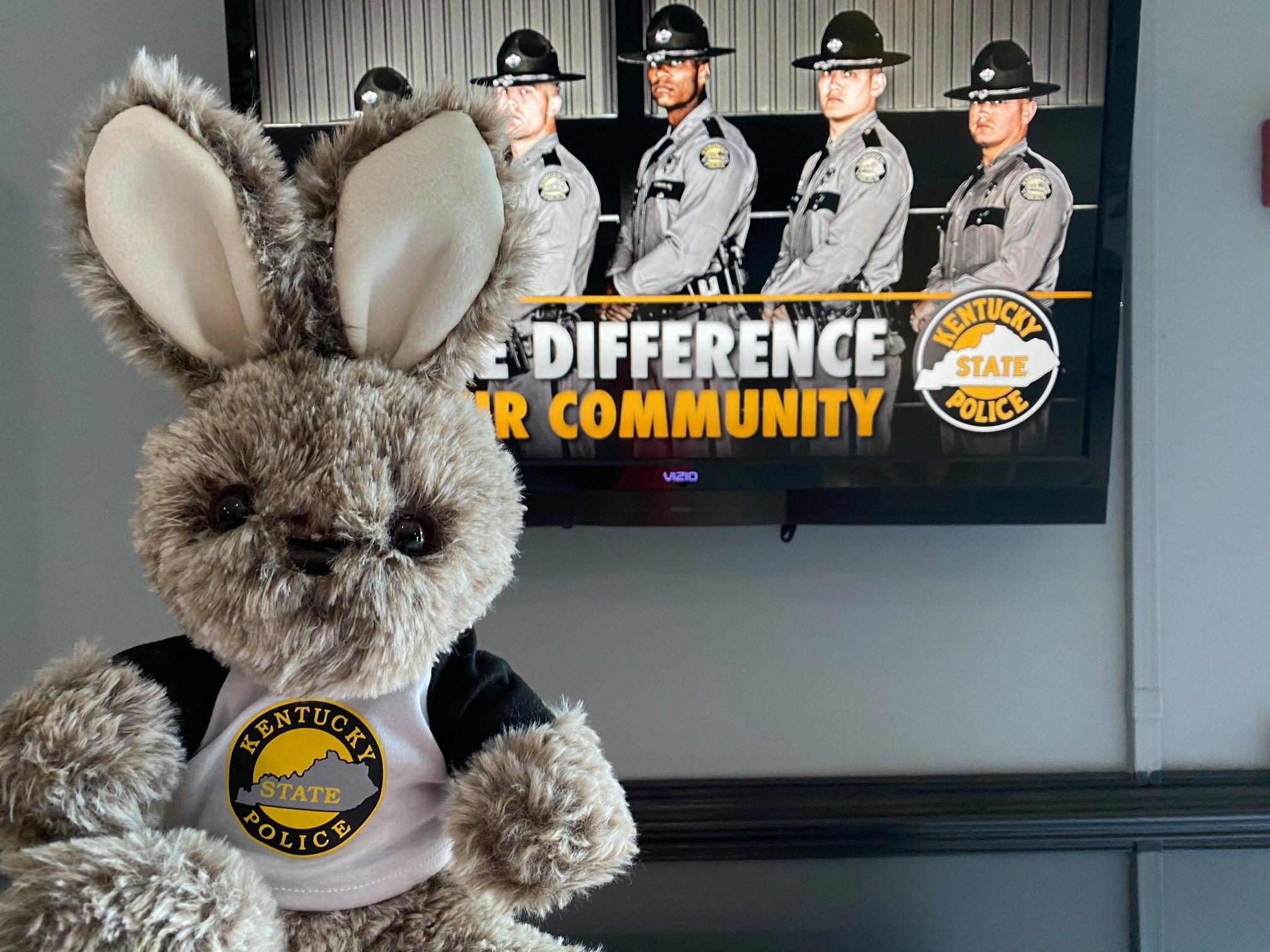 April Fool's prank turns into successful fundraiser for KSP Trooper Teddy program