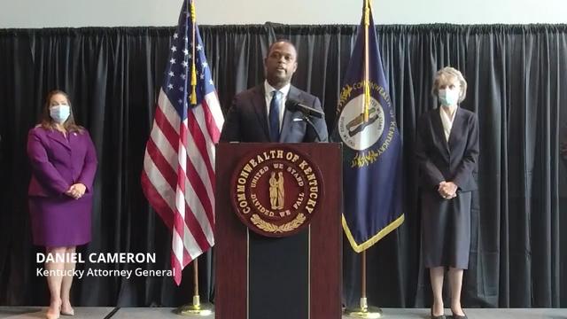 Kansas man accused of threatening AG Cameron