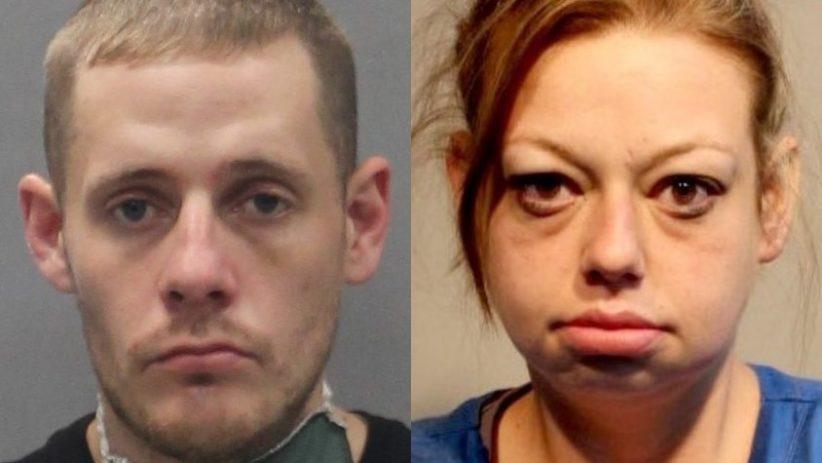 Travis Kilgore and Brittany McReynolds