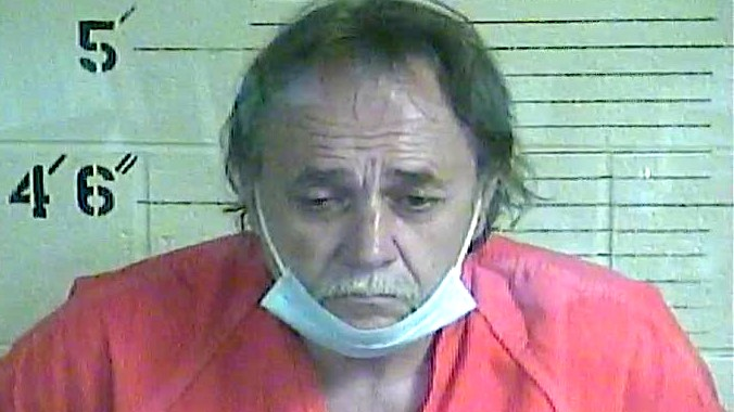 Man arrested for meth trafficking while being served meth-trafficking indictment