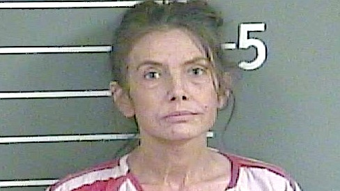 Pike woman charged with DUI hit-and-run