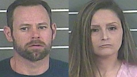 Couple arrested for falsely reporting incident