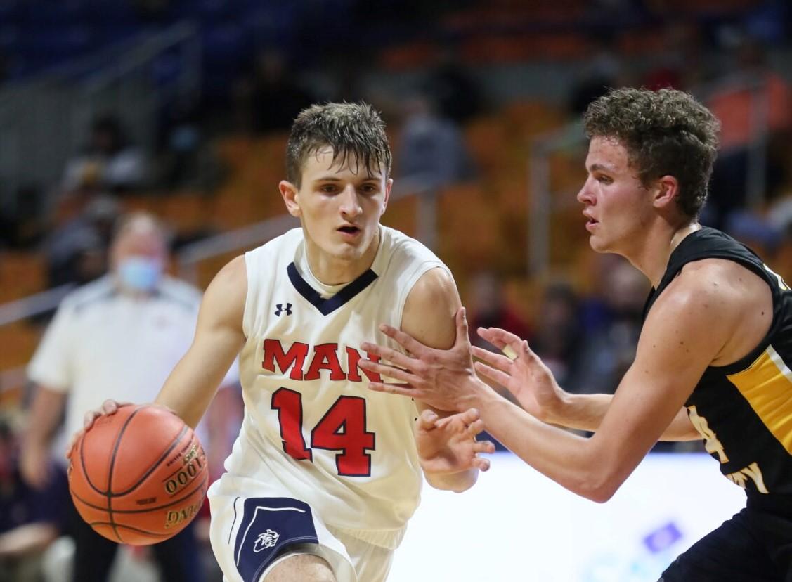 HIGH SCHOOL BASKETBALL: No. 1 Man, No. 2 Tug Valley advance to semifinals