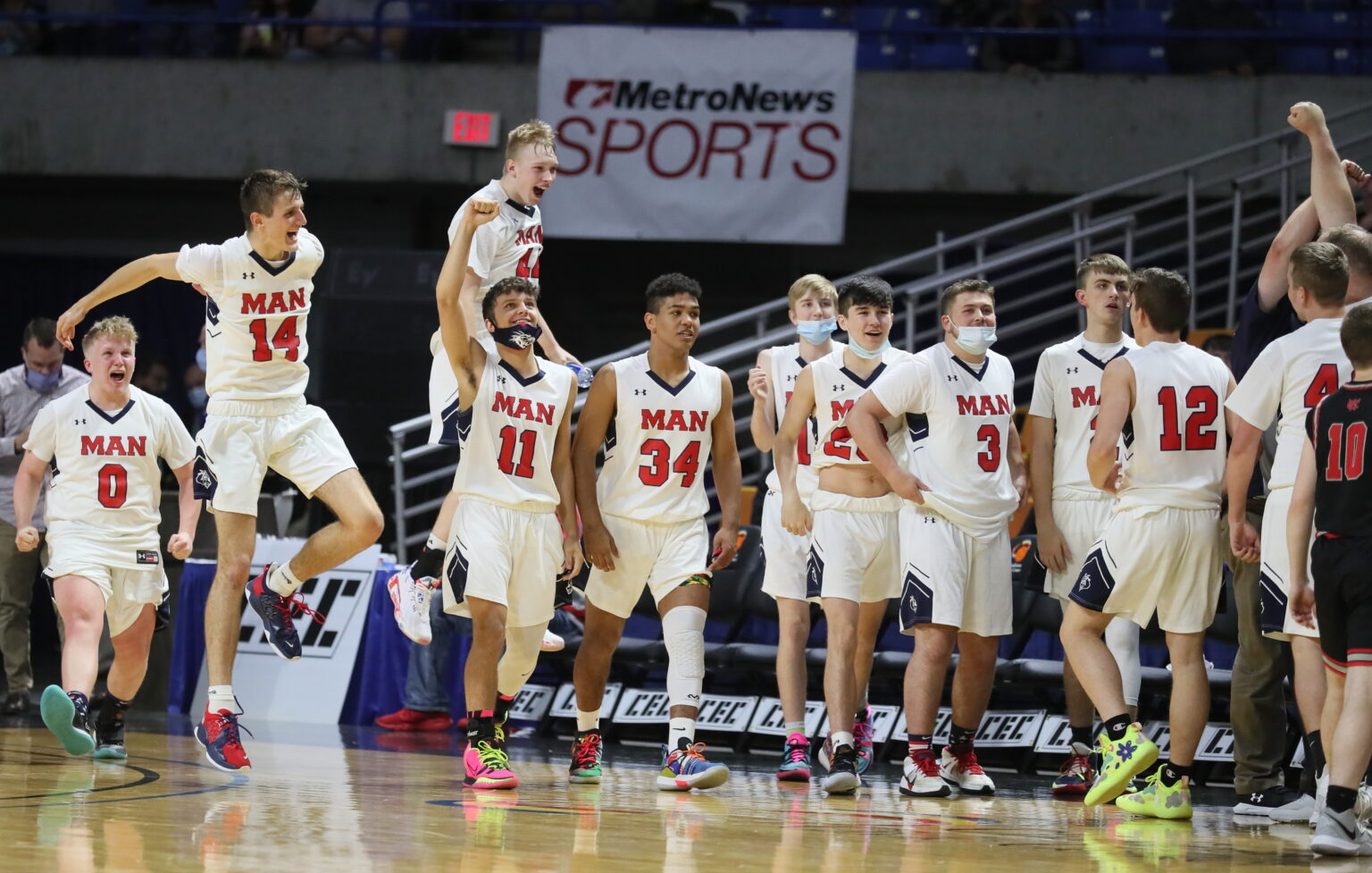 HIGH SCHOOL BASKETBALL: Man reaches first title game in 31 years