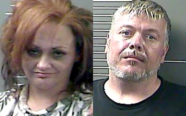 Floyd couple arrested following Louisa chase