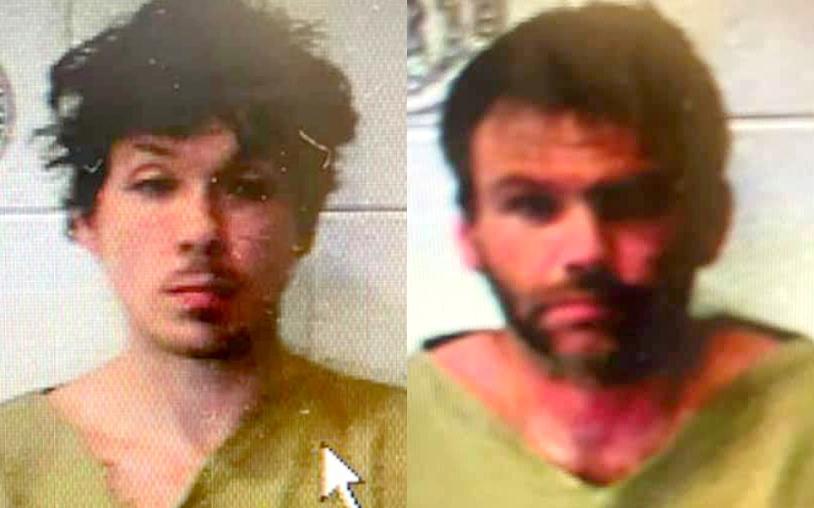 Floyd deputies arrest two after seizing heroin, meth