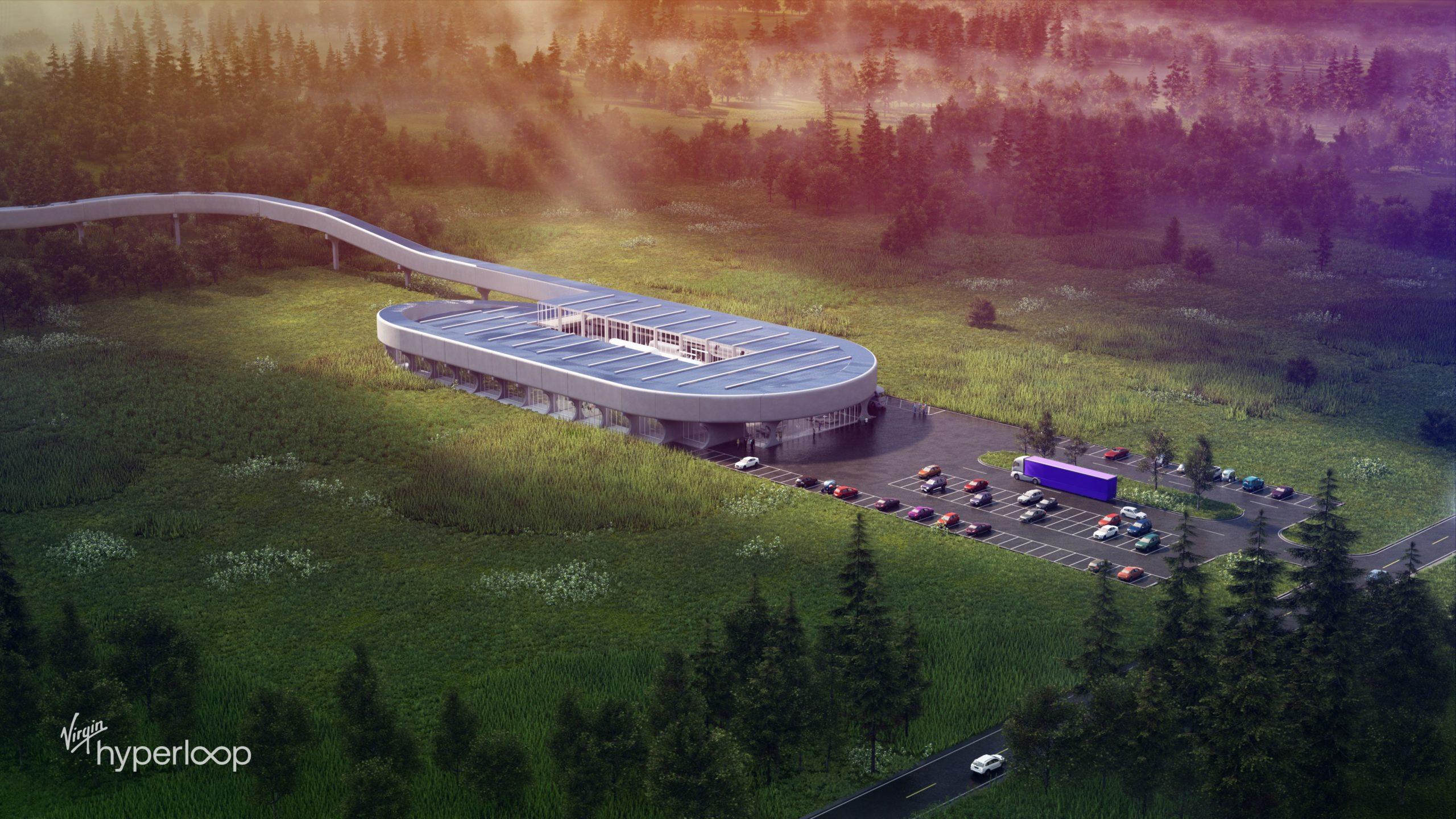 Virgin Hyperloop picks W.Va. for site of certification center